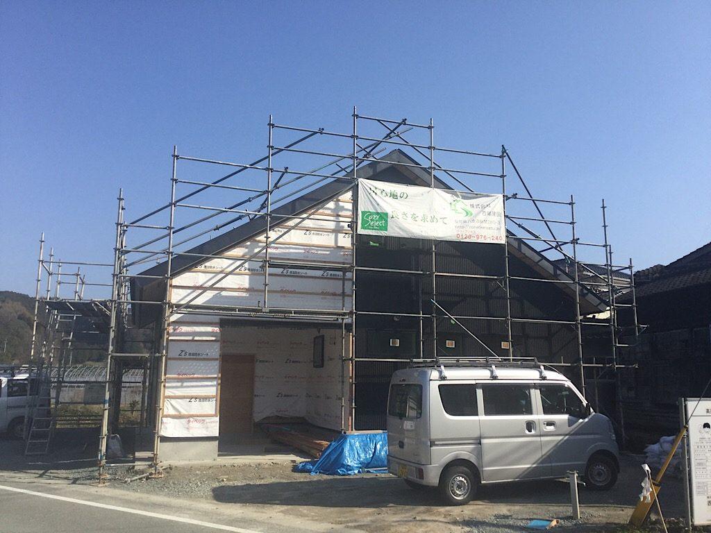 「木工事・外壁工事」T様邸 3